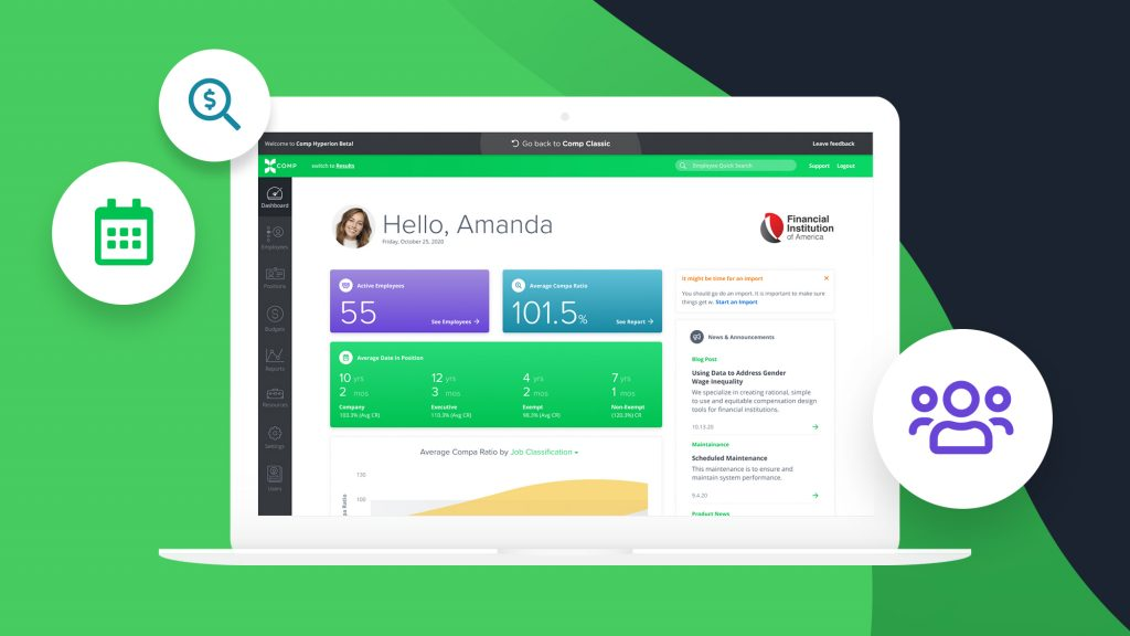 Introducing a brand new dashboard experience